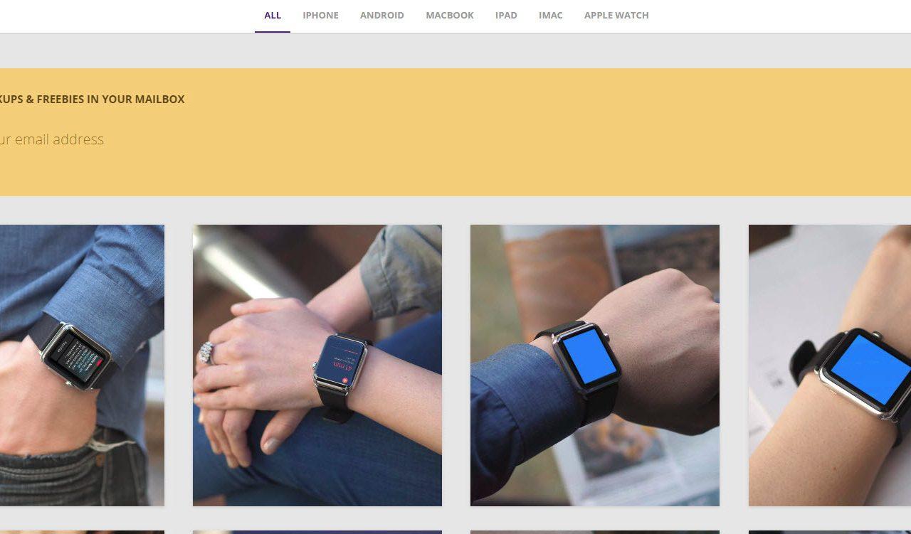 Dunnnk è un altro ottimo strumento per generare mockup di siti web sui dispositivi iPhone, Android, MacBook, iPad e iMac con output ad alta definizione.