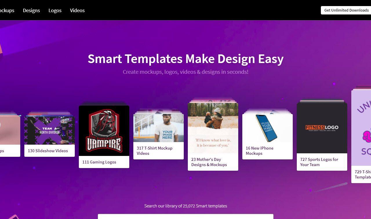 Placeit fornisce migliaia di mockup gratuiti per iPhone, iPad, iMac e Macbook in una varietà di ambienti per adattarsi a qualsiasi tipo di progetto