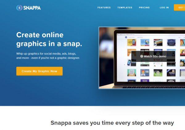 Crea immagini online per la tua compagnia.