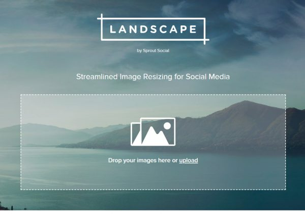Ridmensiona le immagini di ogni pagina social che hai utilizzando un solo strumento.