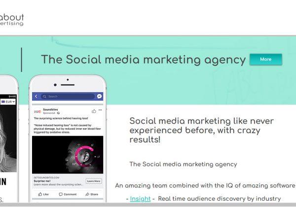 Roundabout è un sito web di social media. Un social wall che raccoglie tutto dal tuo social network.