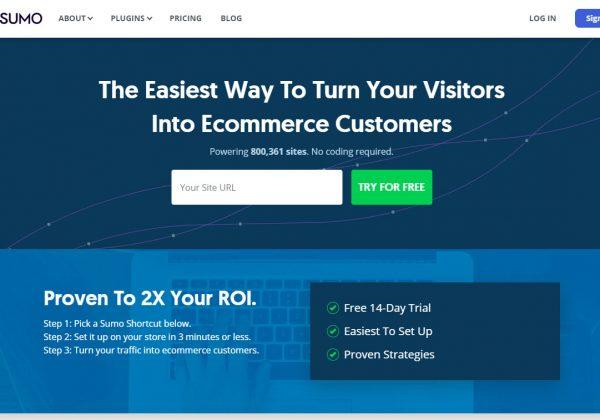 Sumo è un servizio che ti permette di avere una suite di strumenti per aumentare il traffico sul proprio sito.